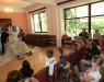 Divadlo plyšového medvídka-hra Sněhulák a ježek