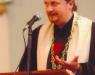 Kázání přednesl náš biskup