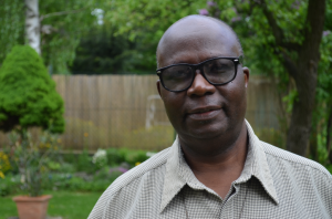 Dr.Rev. Solomon Nkesiga PhD, rektor Univerzity biskupa Stuarta v Mbaraře (Uganda)