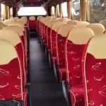 autobus do Taize 2013 (INT - sedadla zepředu)