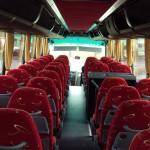 autobus do Taize 2013 (INT - sedadla zezadu)